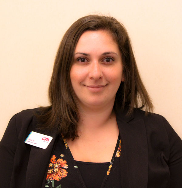 Gina Vecchi - Assistant Branch Manager GFA Pearson